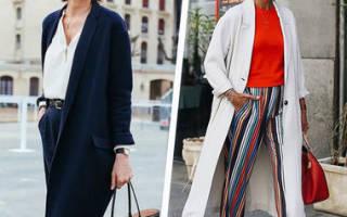 Гардероб современной женщины 40. Модная одежда для женщин после сорока лет