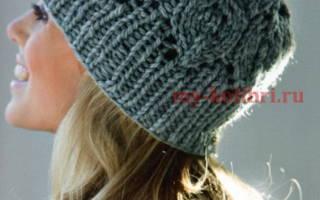 Вязанные шапки на весну для женщин. Как связать шапку спицами для женщины — новинки. Шапки спицами для женщин: схемы, описания, современные модели