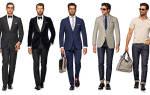 Стили одежды, какие бывают и как в этом разобраться…. Деловой стиль одежды для мужчин: базовый, повседневный, официальный