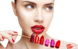 Характер женщины по помаде. Характер женщины по форме кончика губной помады