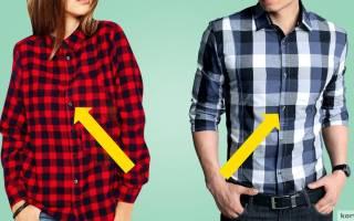 Почему пуговицы у мужчин справа, а у женщин слева? Почему у женщин пуговицы слева