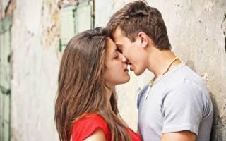 Подростки целуются 16. Как правильно поцеловать девушку в губы? Первый поцелуй в жизни подростка