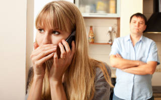 Как определить муж гуляет. Как узнать, что жена изменяет мужу