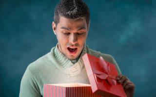Что подарить творческому мужчине на 23 февраля