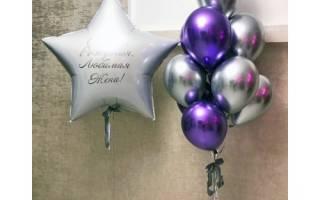 Отличительные черты и преимущества шаров с гелием