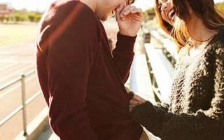 О чем думает парень когда влюблен. Как влюбляется мужчина