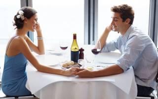 Что нельзя делать и говорить на первом свидании с мужчиной? Что нельзя делать на первом свидании