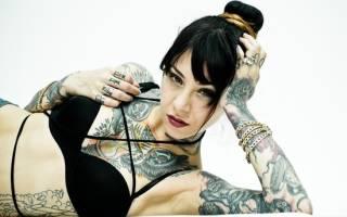 Вред татуировок для здоровья. Тату может быть опасно для девушек
