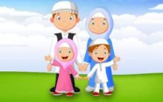 Что никогда не сделает мусульманская женщина? Женщина, муж которой был доволен ею, войдет в рай