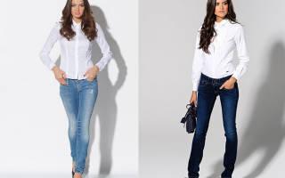 Дресс код для женщин. Рваные джинсы и рубашки с «интересными» надписями. Офисный стиль Business best