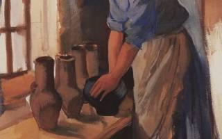 Старинные русские женские ремесла. Роль женщины в древней руси