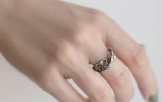 Кольцо на большом пальце у девушки — значение в древние времена и сейчас. Кольца на пальцах рук