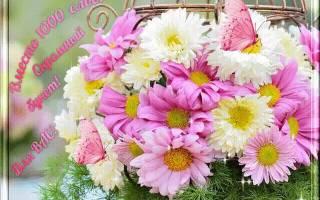 Букет цветов для самой красивой девушки. Гифки розы, красивые букеты цветов. Скачать можно здесь