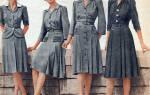 Немецкие девушки 40 х годов. Мода и стиль времен второй мировой войны. Великая Отечественная мода