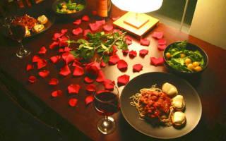Романтический вечер парню на день рождения. Романтический вечер на двоих — и пусть весь мир подождёт! Работаем над меню