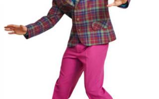 Костюмы для женщин в стиле стиляги. Как одеваются стиляги