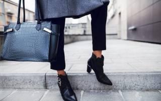 Укороченные брюки – элегантность, изящество и стиль. Какую обувь носить с укороченными брюками? Модная одежда для девушек
