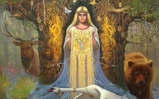 Кто сказал, что славянская ведьма — это ведающая мать? Секреты красоты русских женщин