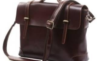 Мужские сумки: как выбрать? Как правильно выбрать сумку для мужчины? Основные ошибки
