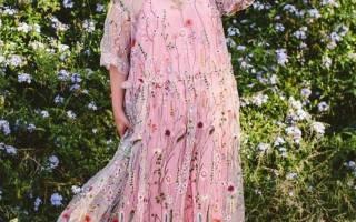 Модная одежда лето для полных женщин