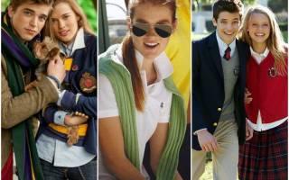 Стиль преппи для девушек. Стиль преппи в одежде: прикоснись к поколению золотой» молодежи»