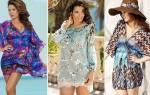 Пляжная мода для 50 летних женщин. Модные легкие платья: пляжный стиль