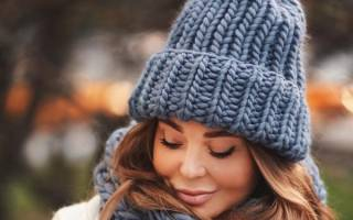 Шапки осень зима вязаные женские. Модные тренды шапок для женщин в новом году