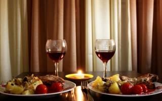 Что приготовить на романтический ужин для мужчины. Будьте уверенны в своих силах. Закуска из перцев