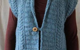 Вязаные изделия для полных женщин. Вязание спицами для женщин (для полных): основные правила и тонкости создания элегантных изделий