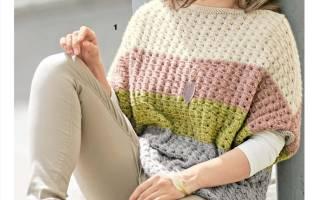 Вязание летних кофт для пышных дам. Вязание для полных женщин спицами: модели одежды (схемы). Элегантная верхняя одежда для полных женщин
