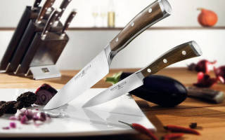 Почему нельзя дарить ножи женщине. Можно ли дарить ножи