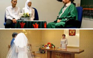 Можно ли мусульманину жениться на русской девушке. Может ли христианин жениться на мусульманке