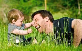 Как папа должен воспитывать сына. Три возраста маленького мужчины и программа воспитания. Стадии развития ребенка