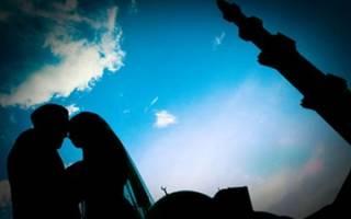 Может ли мусульманин жениться на православной. Можно ли мусульманке выходить замуж за иноверца