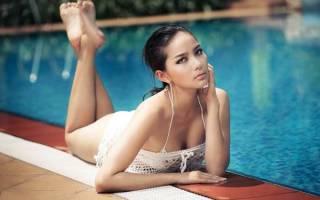 Горячие вьетнамки. Вьетнамские девушки