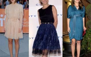 Платья для худых девушек: хитрости, скрывающие недостатки и выигрышные варианты фасонов платьев. Как одеваться женщинам с худыми ногами
