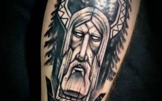 Русские татуировки для мужчин и их значение. Славянские тату