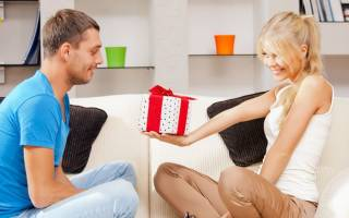 Что подарить чужому мужчине на день рождения. Что подарить мужчине на день рождения, как угадать с подарком