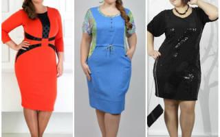 Форма платья для полных девушек. Модные платья для полных женщин — все возможные варианты от праздничных до повседневных. Худеть нельзя поправиться