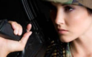 Условия службы в армии для девушек. Как девушке попасть в армию