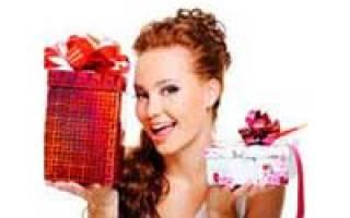 Что нельзя дарить девушке? Какой подарок девушке выбрать на праздник