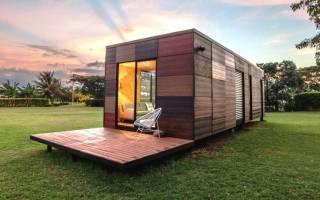 Модульное строительство домов под ключ в Краснодаре?