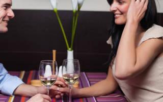 Как определить невербальные сигналы симпатии? Взгляд влюбленного мужчины на женщину