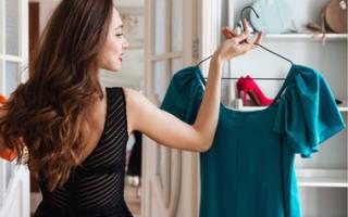 Женский гардероб: сколько одежды вам нужно? Что должно быть в гардеробе каждой девушки: список основных вещей