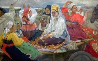 Будни русской семьи в древней руси. III. Древнерусская семья. А были ли разводы