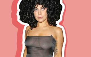 Женщины с обвисшей грудью: как вернуть форму? Звезды с обвисшей грудью: показывают и не стесняются