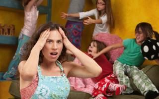 Детское непослушание. Нередкие ссоры в семье, развод. Почему ребенок не слушается