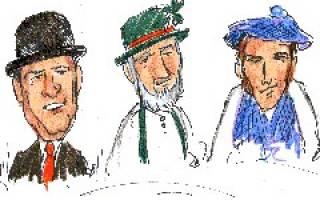 Британский мужчины какие они бывает характер и. Национальные особенности характера английского народа