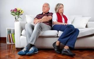 Развод после 30 лет совместной. Развод после длительного брака