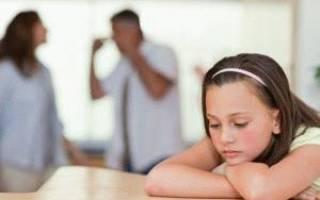 Что делать если родители в разводе. Что делать, если родители разводятся